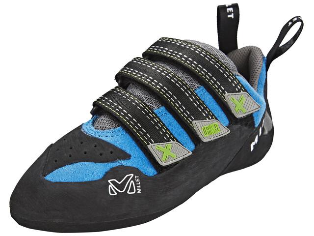 Millet Cliffhanger - Chaussures d'escalade Femme - bleu/noir